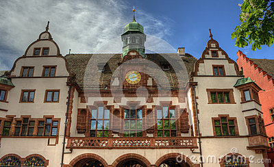 Freiburg im Breisgau, Germany - Old Town Hall