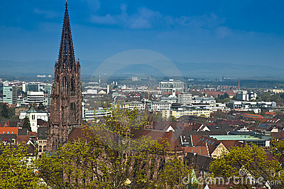 Freiburger Minster