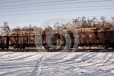 Freight railway cars