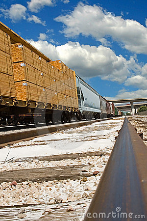 Free Freight Transportation Royalty Free Stock Photography - 2514237