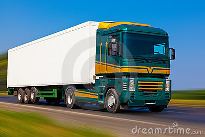 Freight truck