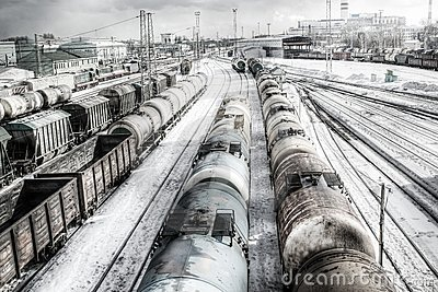 Freight wagons, HDR