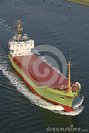 Free Freighter Royalty Free Stock Photography - 28150117