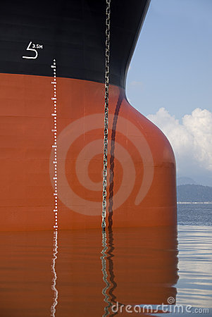 Free Freighter Bow Stock Images - 2318804