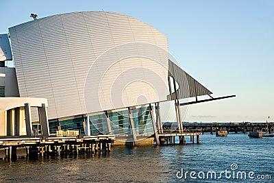 Fremantle θαλάσσιο μουσείο Εκδοτική Στοκ Εικόνα