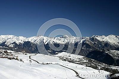 French Alps I