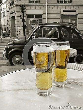 Free French Bistro Royalty Free Stock Photos - 5125228