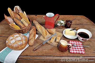 French breakfast