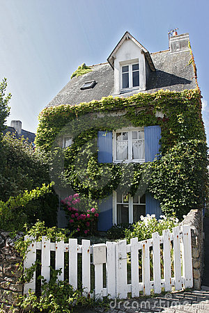 French Brittany house