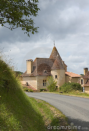 Free French Castle Cottage Stock Photo - 10357190