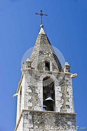 French church steeple