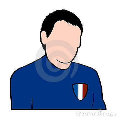 French football player