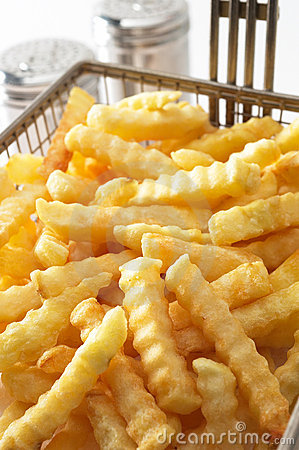 Free French Fries Royalty Free Stock Image - 14392056
