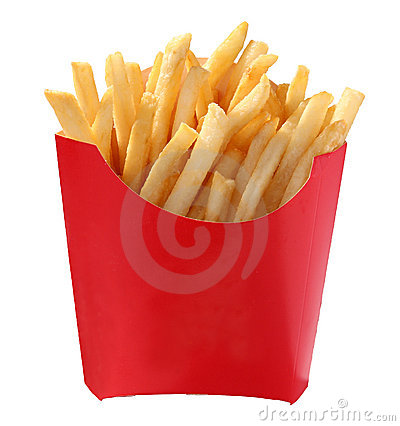 Free French Fries Stock Photo - 17661700