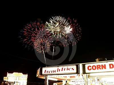 French Fries and Fireworks