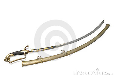 French general sabre from Napoleonic Wars