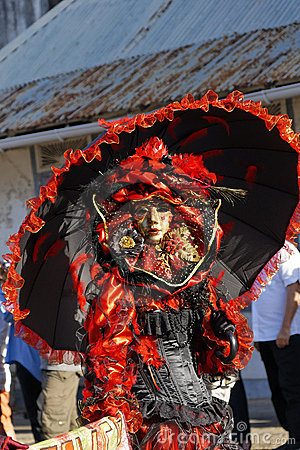 French Guiana s Annual Carnival February 7, 2010