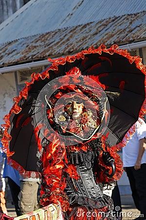 French Guiana s Annual Carnival February 7, 2010