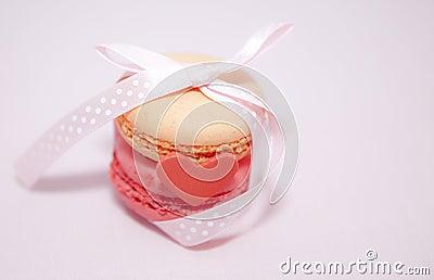 French macaroon gift