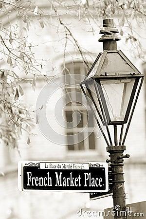 Free French Market Stock Photo - 3598620