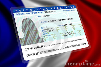 French Nationality (female 2)