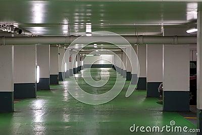 French Parking Garage