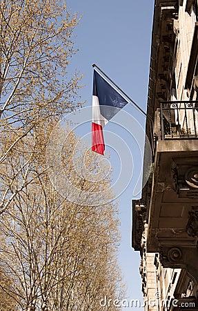 French patriotism