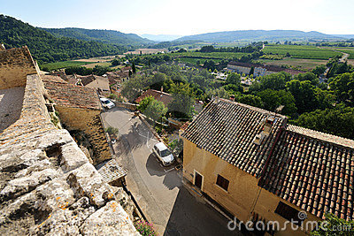 French Provence near Ansouis
