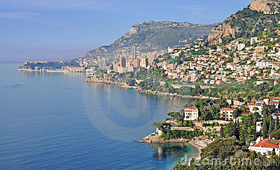 French Riviera,Monaco,France