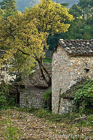 Free French Rural Villa Royalty Free Stock Photos - 12971028