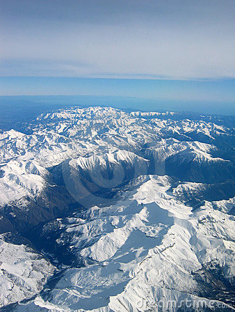 French South Alps