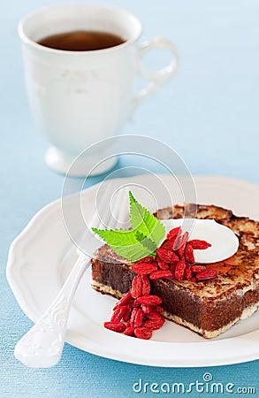 Free French Toast Royalty Free Stock Photo - 26528465