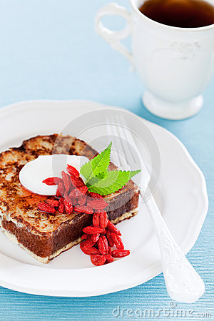 Free French Toast Stock Photography - 26528542