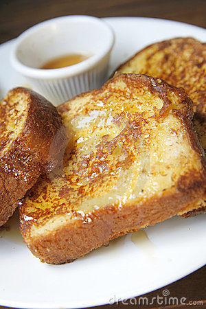 Free French Toast Royalty Free Stock Photography - 5094967
