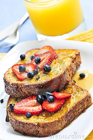 Free French Toast Royalty Free Stock Images - 6740939