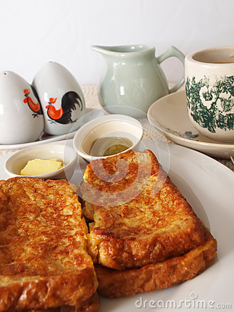 French Toast with Coffee
