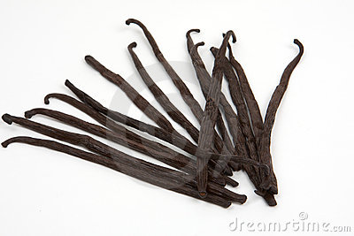 French Vanilla beans