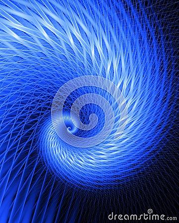 Frenesí del fractal - refresqúese