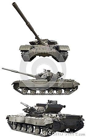 El tanque aislado