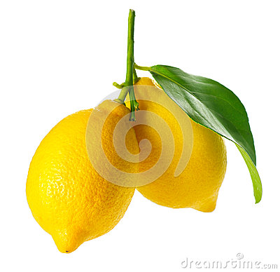 Free Fresh And Ripe Lemons Royalty Free Stock Photos - 37402128