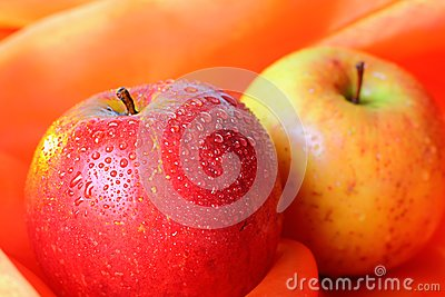 Fresh apple