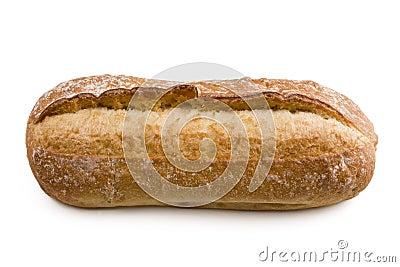 Fresh baked baguette bread