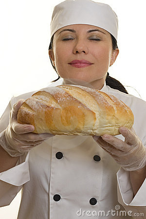 Free Fresh Baked Bread Stock Image - 723931