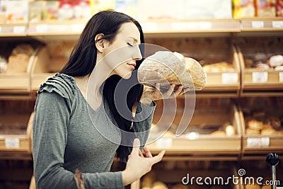 Fresh bakes bread