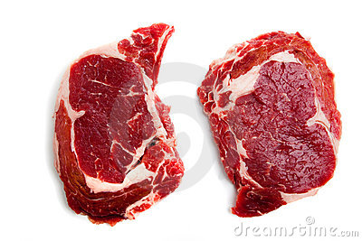 Fresh Beef Ribeye Steak
