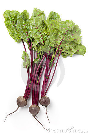 Free Fresh Beets With Green Leaves Royalty Free Stock Photography - 15083917