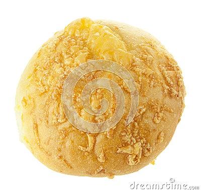 Fresh cheesy bread