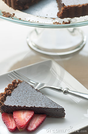 Fresh Chocolate Tart