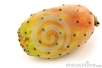 Fresh colorful cactus fruit