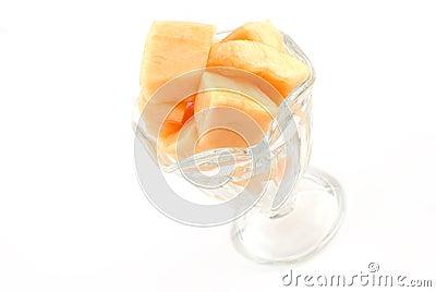 Fresh Cut Cantaloupe